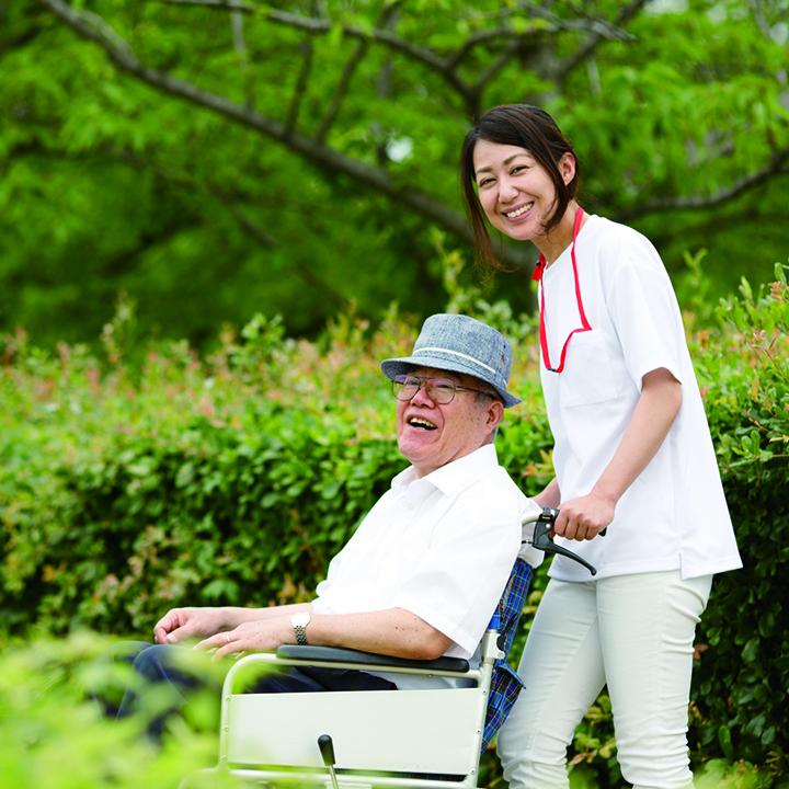 障害者施設で働く